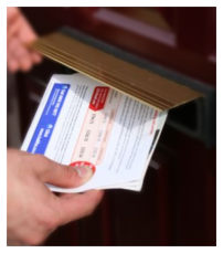 DeliveredNW door to door leaflet distribution Lancashire